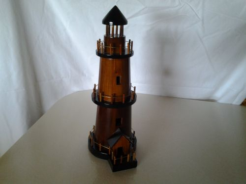 Wood Lighthouse 111549
