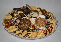 2lb Italian Butter Cookie Tray 97247