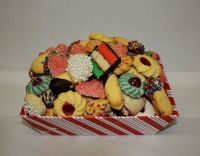2lb Fancy Cookie Box 97246
