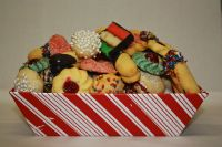 2lb Fancy Cookie Box 97244