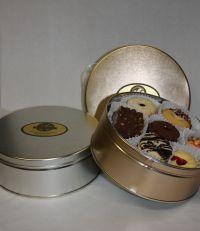 14 oz. Cookie Tin 97240